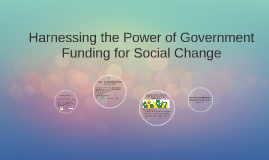 Harnessing the Power of Social Enterprise to Affect Social C