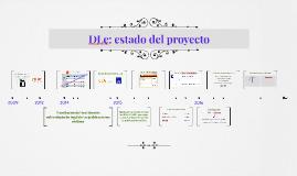 Estado del proyecto DLe