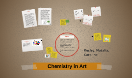 Chemistry in Art