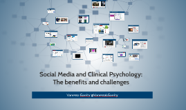 Clinical Psychology and Social Media