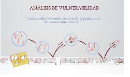 Copy of Análisis de vulnerabilidad