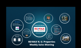 Weekly Sales Meeting, June 12, 2019