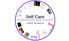 Self Care: Surviving emotionally taxing work environments