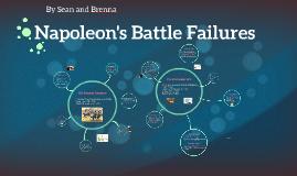 Napoleon's Battle Failures