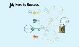 My Key to Success
