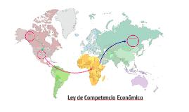 Ley de Competencia Económica