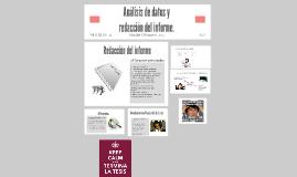 Copy of Análisis de datos y redacción del informe.