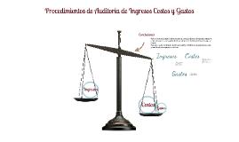 Copy of Procedimientos de Auditoria de Ingresos Costos y Gastos
