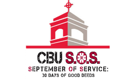Canvas my Campus: Christian Brothers University September of Service: 30 Days of Good Deeds