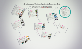 Brisbane and Cairns, Australia Incentive Trip