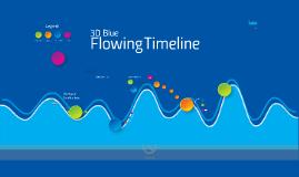 3D Flowing Timeline