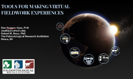 ABOUT MAKING VIRTUAL FIELDWORK EXPERIENCES: RESOURCES FROM THE REAL EARTH INQUIRY PROJECT & THE CRITICAL ZONE OBSERVATORY NETWORK