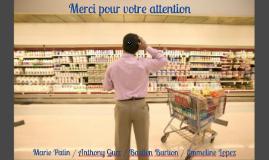 La stimulation sensorielle et le comportement du consommateu