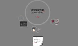 Terminology Proj.