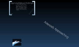 Asteroid Group Project