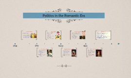 Politics in the Romantic Era