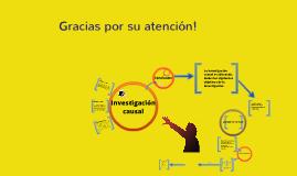Copy of INVESTIGACION CAUSAL.....william castaño