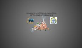 RELATÓRIO FIT CONSULTORIA PERÍODO OUTUBRO 2012/JANEIRO 2014