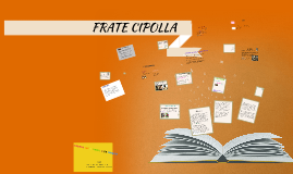 FRATE CIPOLLA
