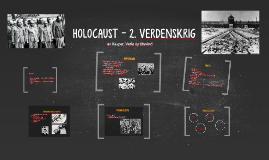 HOLOCAUST - 2. VERDENSKRIG