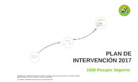 PLAN DE INTERVENCIÓN 2017