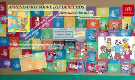 Copy of DERECHOS DE LOS NIÑOS