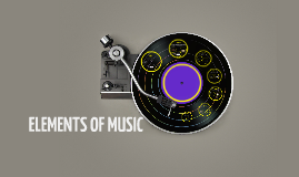 Copy of ELEMENTS OF MUSIC