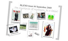 BLEND Issue 44 September 2009
