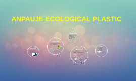ANPAUJE ECOLOGICAL PLASTIC