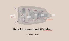 Relief International & Oxfam
