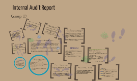 Copy of Copy of INternal Audit Report