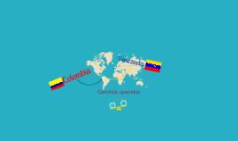 Colombia y Venezuela