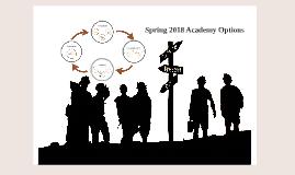 Spring 2018 Proposal