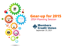 Copy of Gear-up for 2015