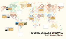 TOURING CANADAS ECOZONES