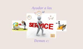 Vocacion de servicio