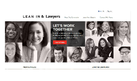 Lean In & Lawyers