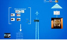 """Молодежный проект : """"Стратегия развития авиационного отрасле"""