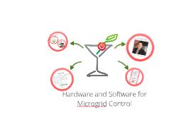 Microgrid SW Controls