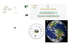 DOC - Ecotécnicas e Escolas Sustentáveis