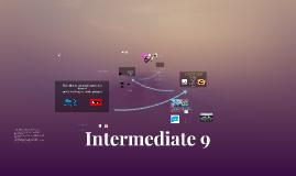 Intermediate 9