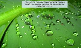 Proyecto Green Logistics.