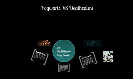 Hogwarts VS Deatheaters