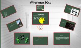 Wheelman 50cc