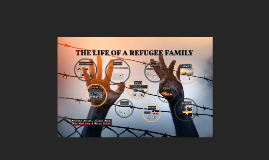 THE LIFE OF A REFUGEE FAMILY