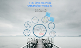 Civic attiudes of Turkish students