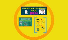 HISTORIA DE LA ENFERMEDAD ACTUAL (HEA) - UNAH