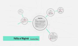 Politics of Maghreb