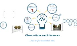 Copy of Inferences and Qualitative and Quantitative Observations