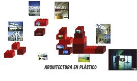 Arquitectura en plastico